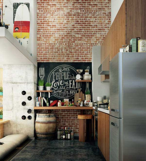 Best ideas about Kitchen Decorating Ideas For Walls . Save or Pin 24 Must See Decor Ideas to Make Your Kitchen Wall Looks Now.