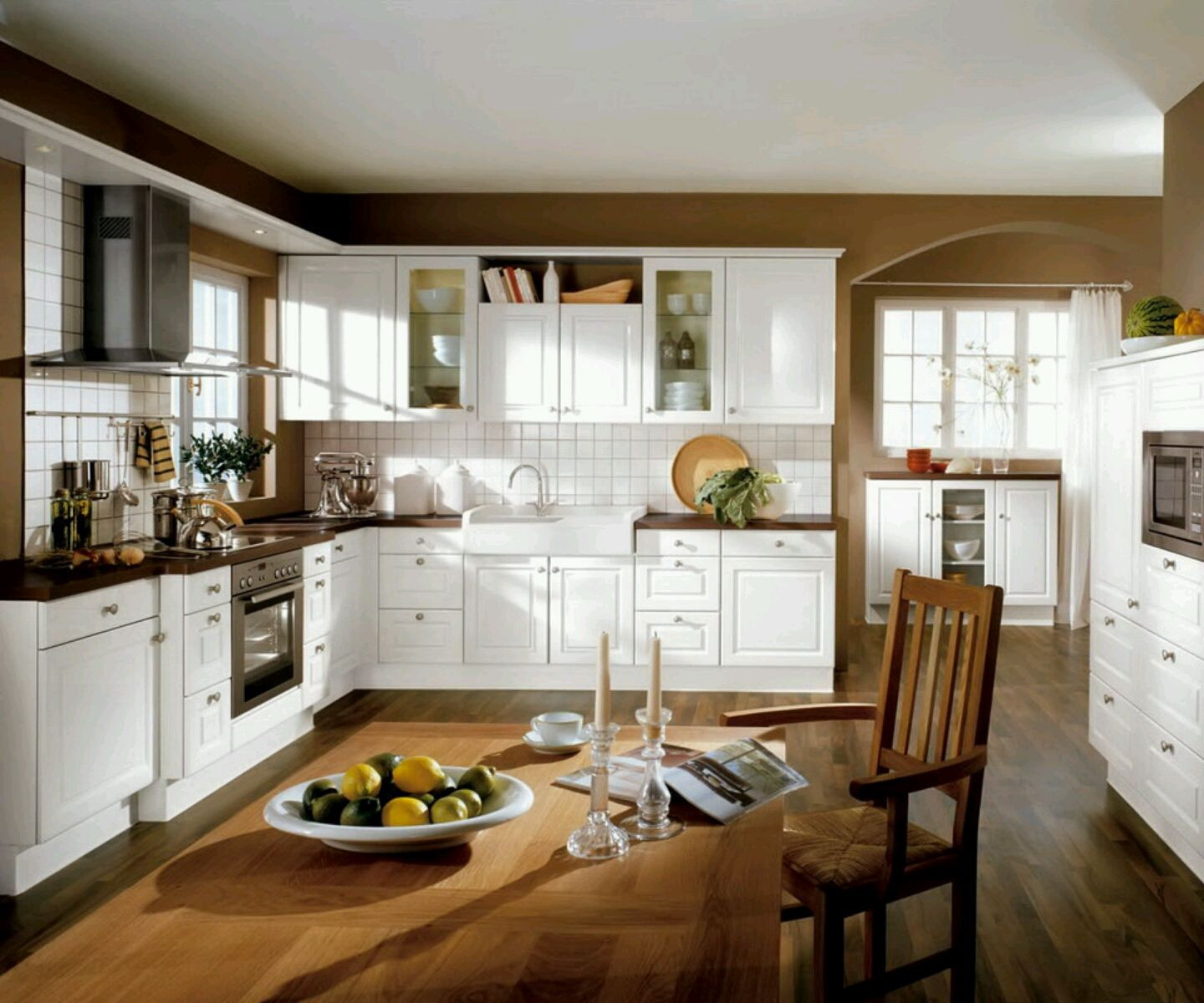 Best ideas about Kitchen Furniture Ideas . Save or Pin How to Create Your Own Japanese Kitchen Design Now.