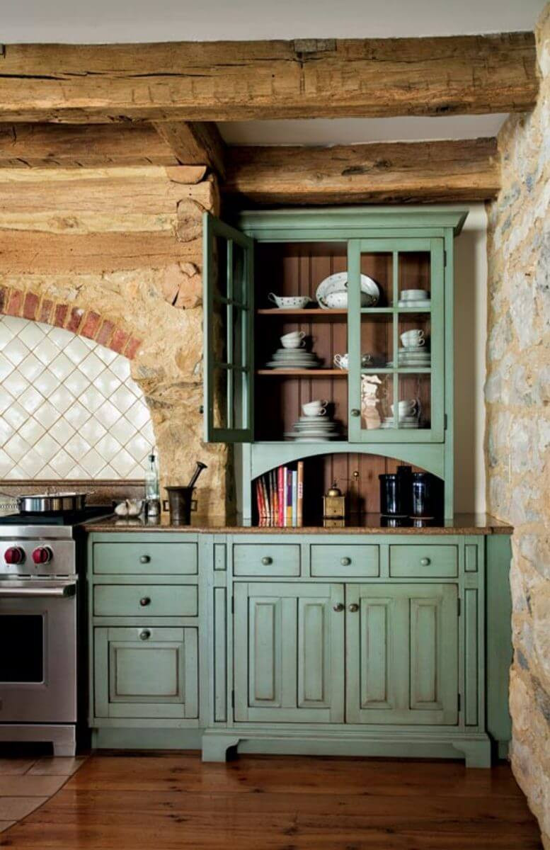 Best ideas about Kitchen Furniture Ideas . Save or Pin 27 Best Rustic Kitchen Cabinet Ideas and Designs for 2017 Now.