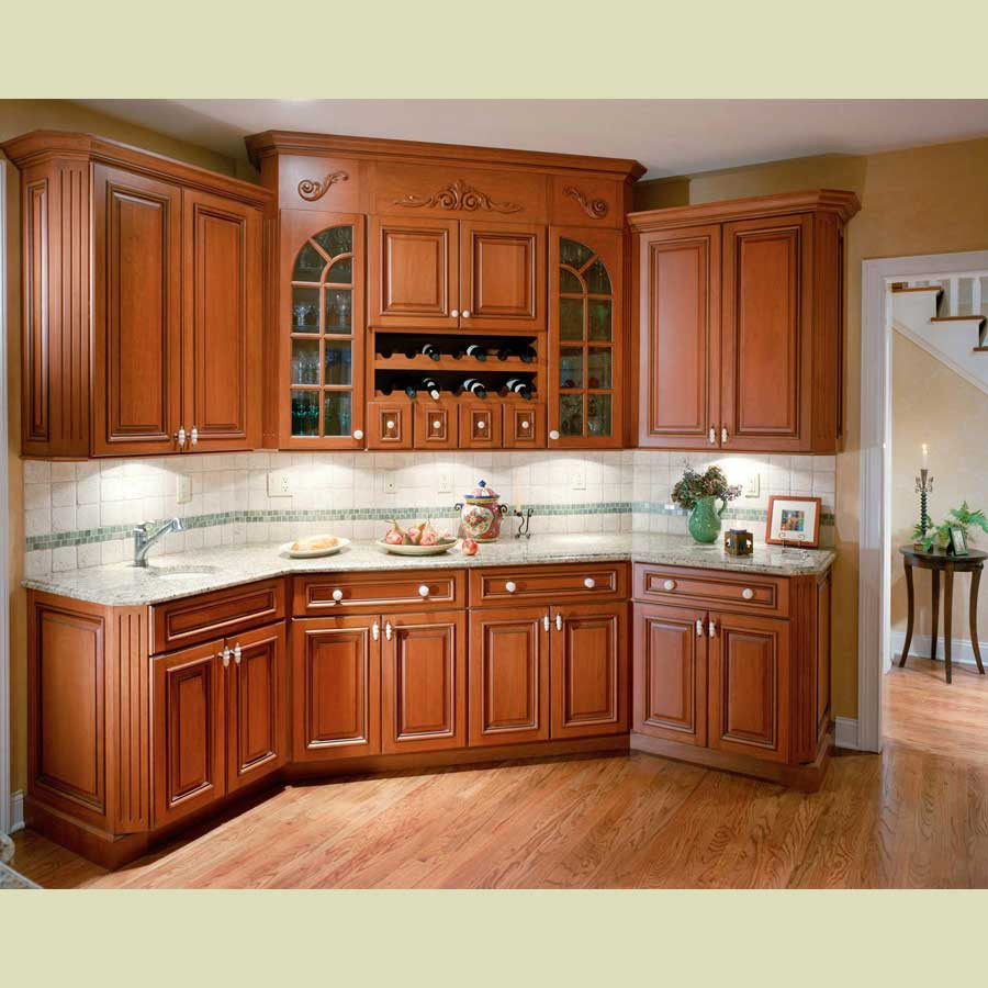 Best ideas about Kitchen Furniture Ideas . Save or Pin Simple kitchen cabinet design Modern Now.