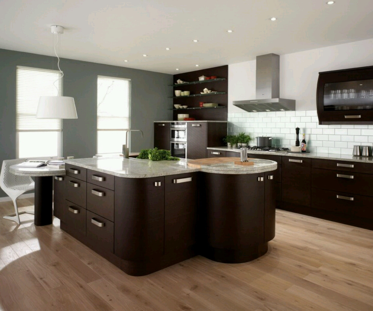 Best ideas about Kitchen Furniture Ideas . Save or Pin New home designs latest Modern home kitchen cabinet Now.