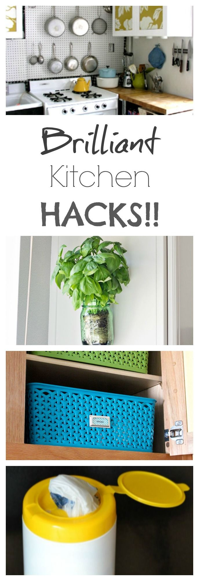 Best ideas about Kitchen Hacks DIY . Save or Pin 17 Best images about DIY Home Decor on Pinterest Now.