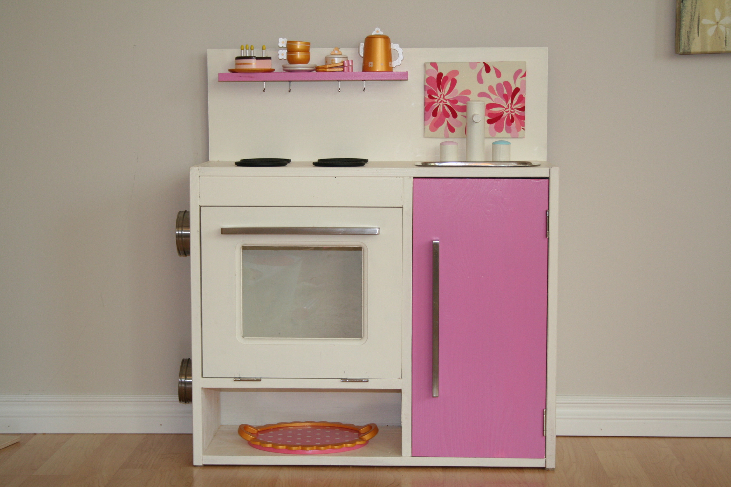 Best ideas about Kitchen Hacks DIY . Save or Pin 10 Cool DIY IKEA Play Kitchen Hacks Now.