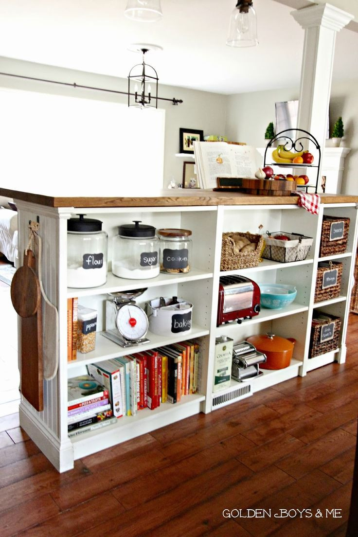 Best ideas about Kitchen Hacks DIY . Save or Pin 25 best ideas about Ikea Island Hack on Pinterest Now.