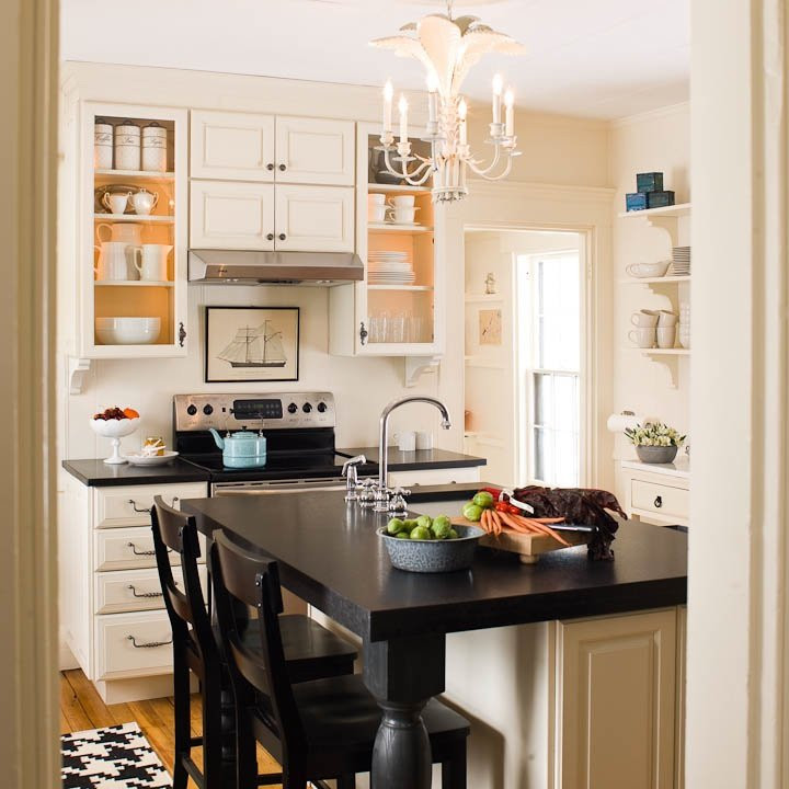 Best ideas about Kitchen Ideas For Small Spaces . Save or Pin 21 Small Kitchen Design Ideas Gallery Now.