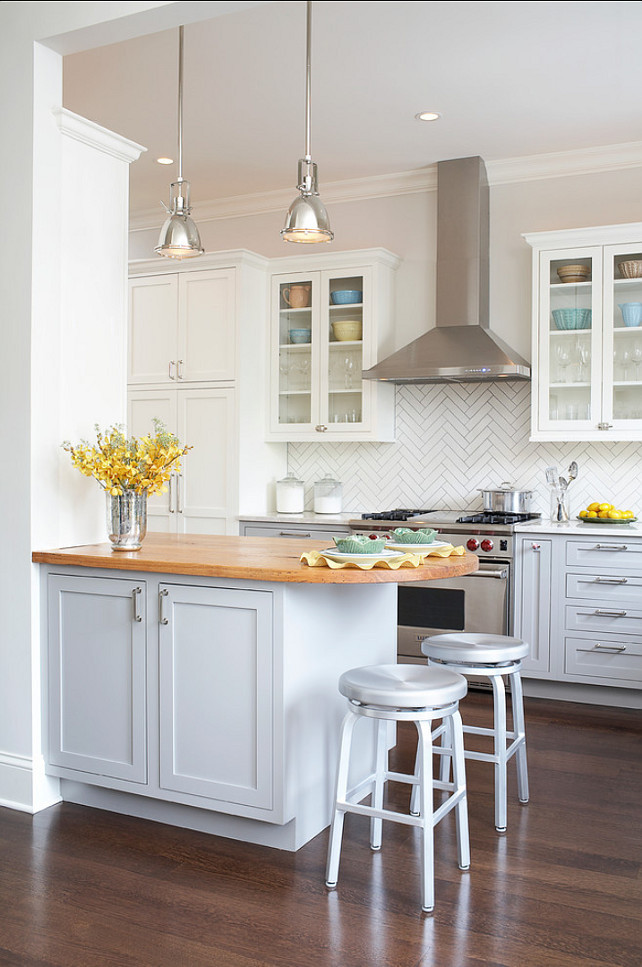 Best ideas about Kitchen Ideas For Small Spaces . Save or Pin 60 Inspiring Kitchen Design Ideas Home Bunch Interior Now.