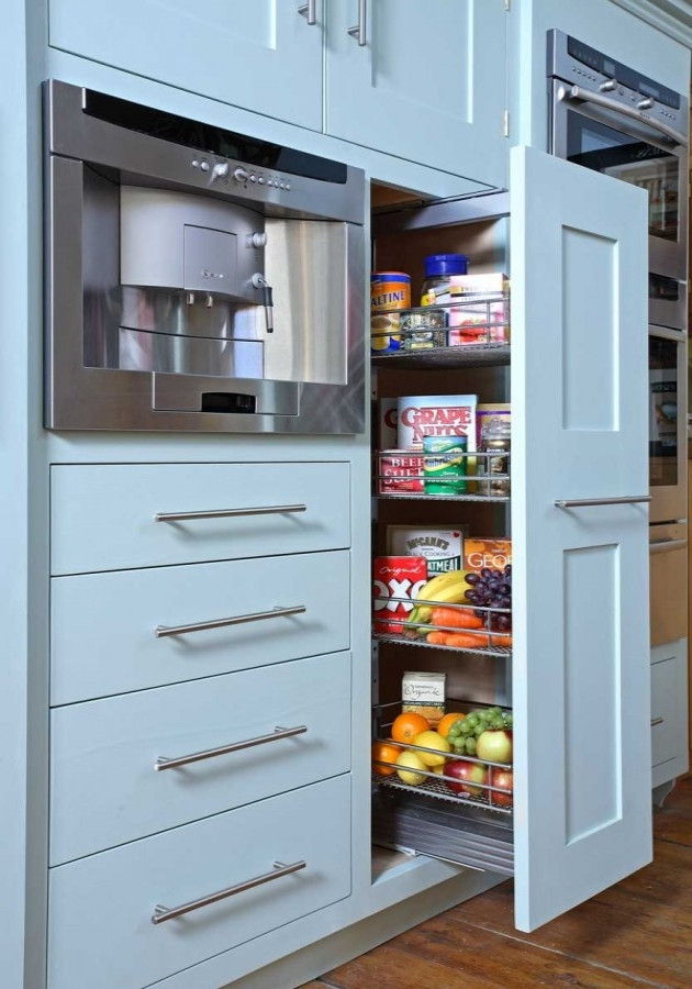Best ideas about Kitchen Pantry Cabinets Ikea . Save or Pin Ikea Pantry Cabinet Elegant Kitchen Design with Ikea Now.