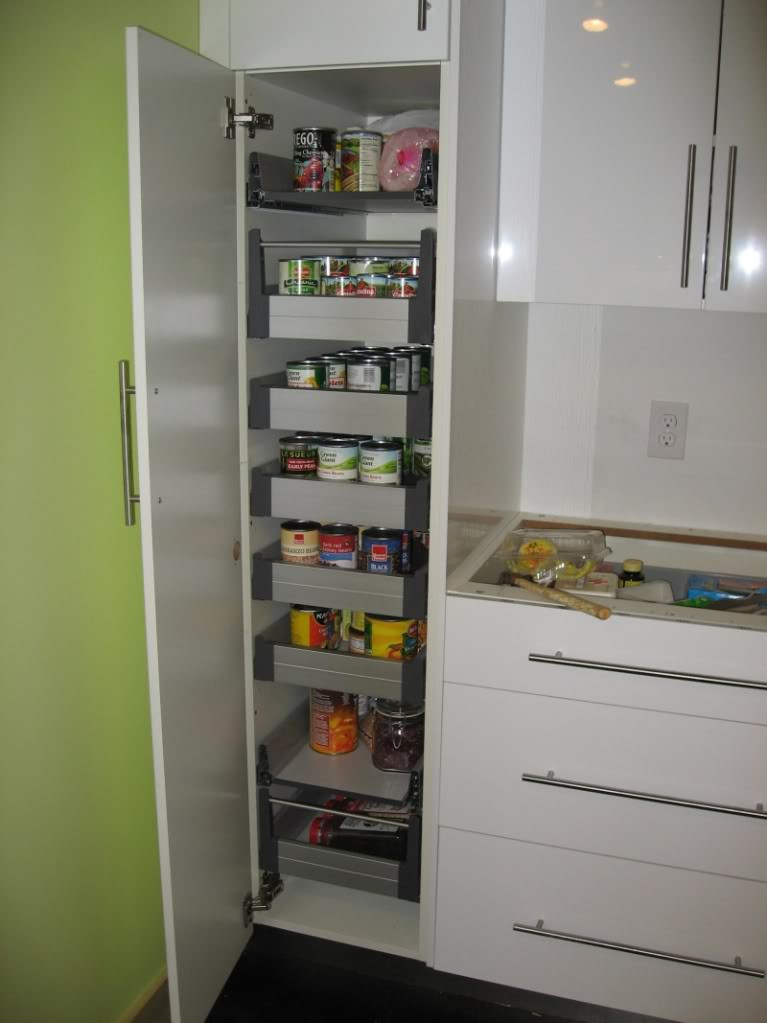 Best ideas about Kitchen Pantry Cabinets Ikea . Save or Pin Decorate IKEA Pull Out Pantry in Your Kitchen and Say Now.
