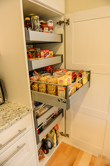 Best ideas about Kitchen Pantry Cabinets Ikea . Save or Pin General Contractors Kitchen Remodeling Portland OR Now.