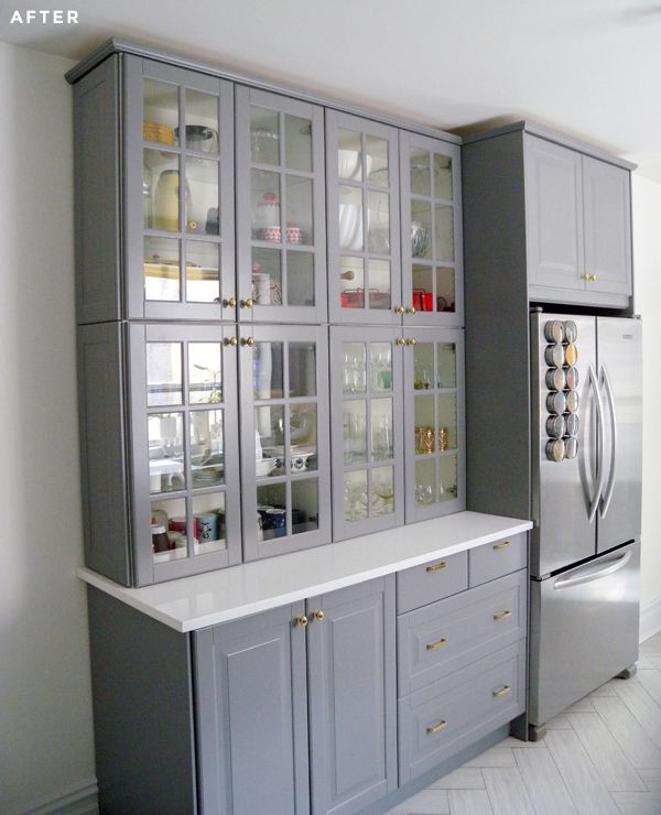 Best ideas about Kitchen Pantry Cabinets Ikea . Save or Pin 25 best ideas about Ikea pantry on Pinterest Now.