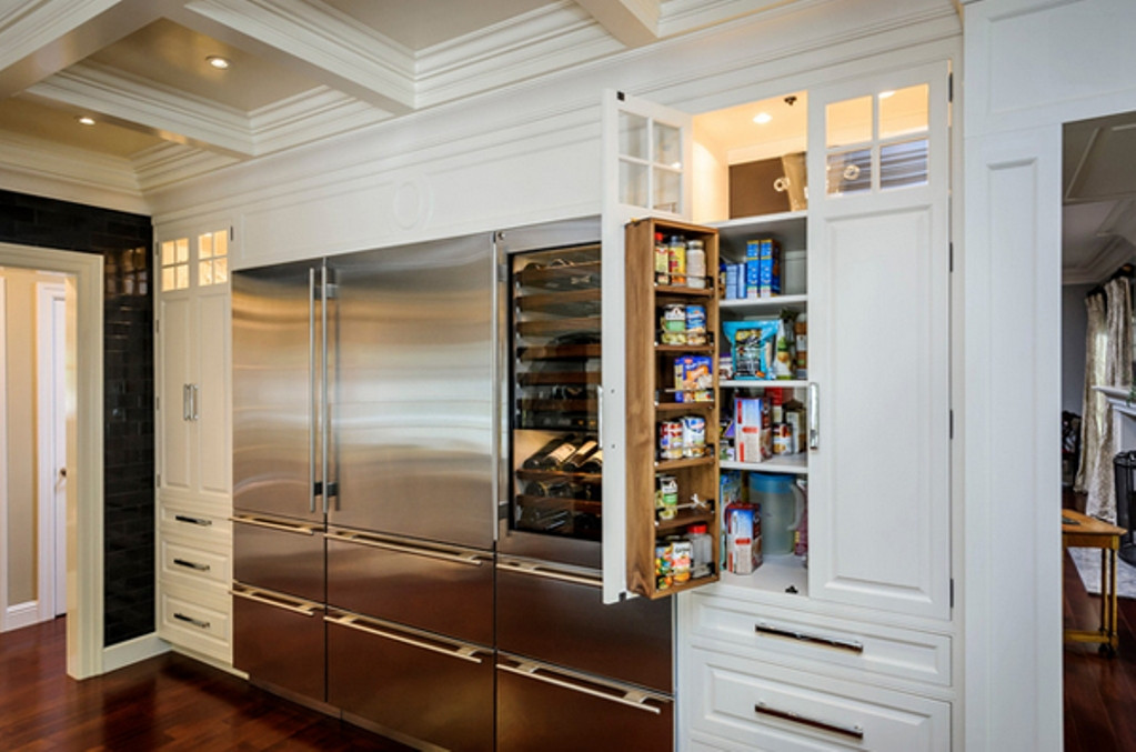 Best ideas about Kitchen Pantry Cabinets Ikea . Save or Pin Kitchen Pantry Cabinet Ikea Home Furniture Design Now.