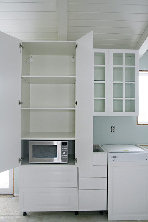 Best ideas about Kitchen Pantry Cabinets Ikea . Save or Pin IHeart Organizing IHeart Kitchen Reno An Organized Pantry Now.
