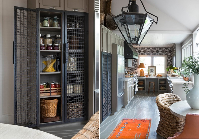 Best ideas about Kitchen Pantry Doors . Save or Pin A Diversity Door Styles To Hide Your Pantry With Now.