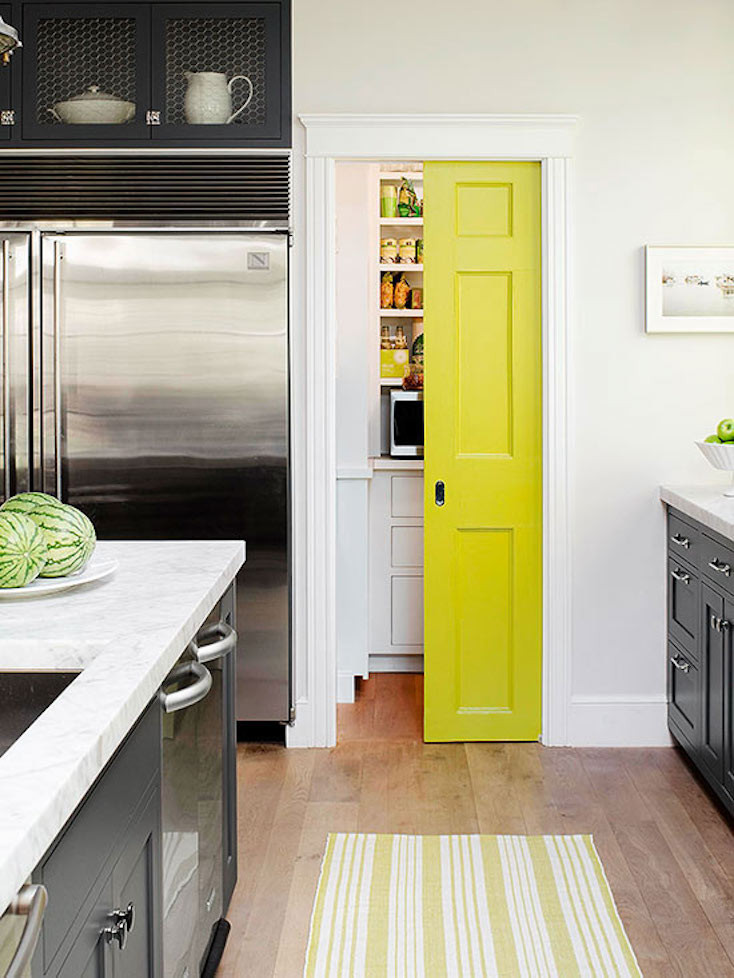 Best ideas about Kitchen Pantry Doors . Save or Pin Creative Pantry Organizing Ideas and Solutions Now.