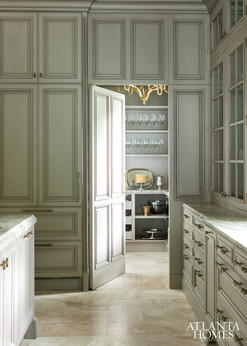 Best ideas about Kitchen Pantry Doors . Save or Pin The Italian Job AH&L Now.