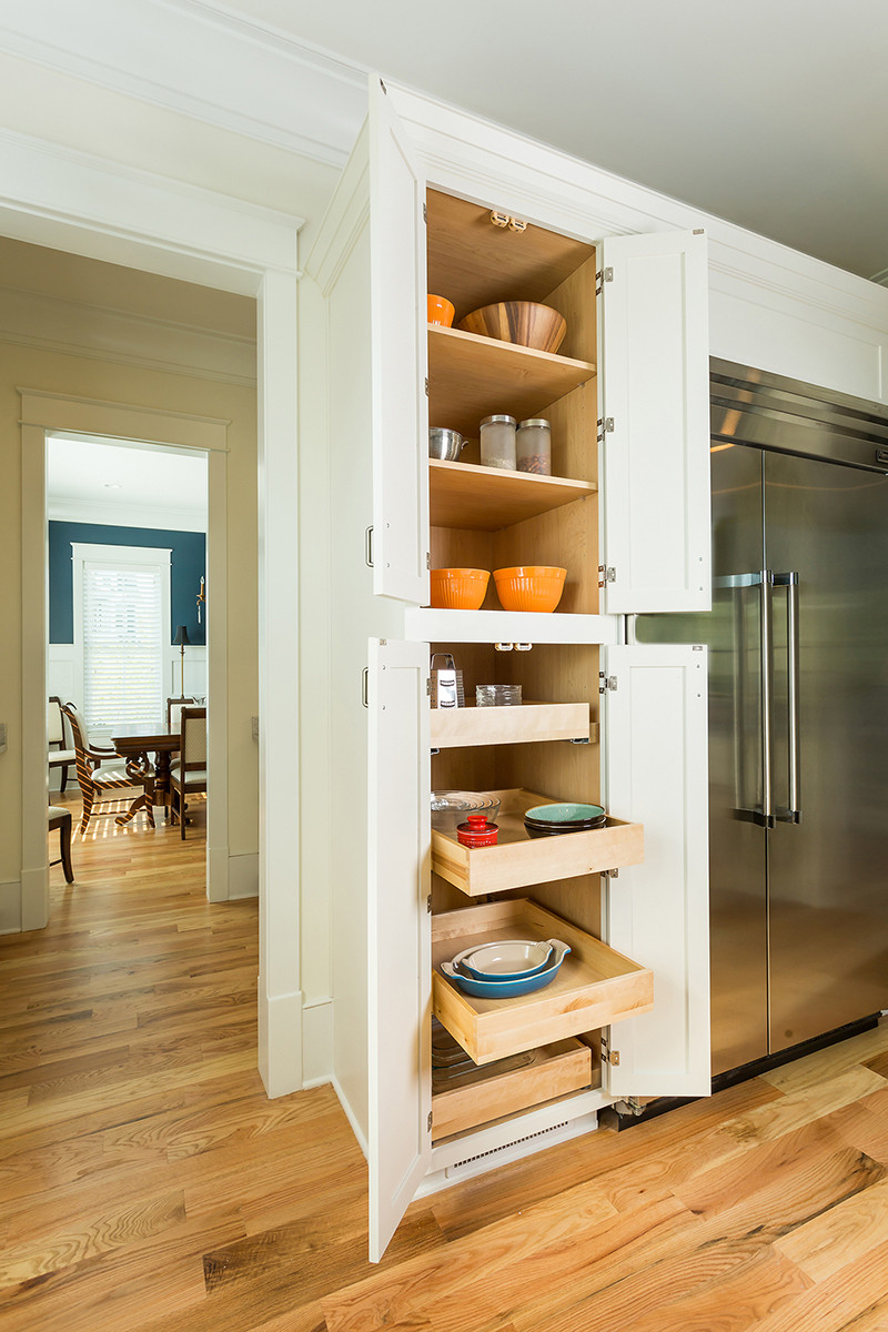 Best ideas about Kitchen Pantry Furniture . Save or Pin Kitchen Pantry Cabinets with Pull Out Trays & Shelves Now.
