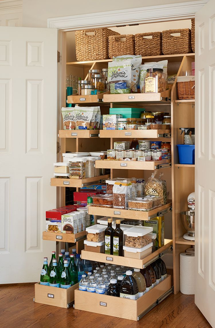 Best ideas about Kitchen Pantry Shelving . Save or Pin Your dream pantry is waiting for you Get started today Now.