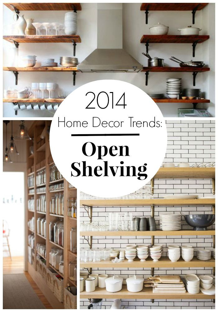 Best ideas about Kitchen Shelves DIY . Save or Pin Best 25 Open shelving ideas on Pinterest Now.