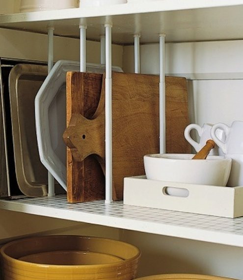 """Best ideas about Kitchen Shelves DIY . Save or Pin DIY Kitchen Storage 7 Clever """"Hacks"""" to Try Bob Vila Now."""