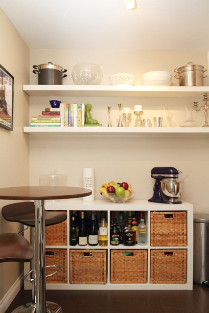 Best ideas about Kitchen Storage Ideas For Small Kitchens . Save or Pin 56 Useful Kitchen Storage Ideas DigsDigs Now.