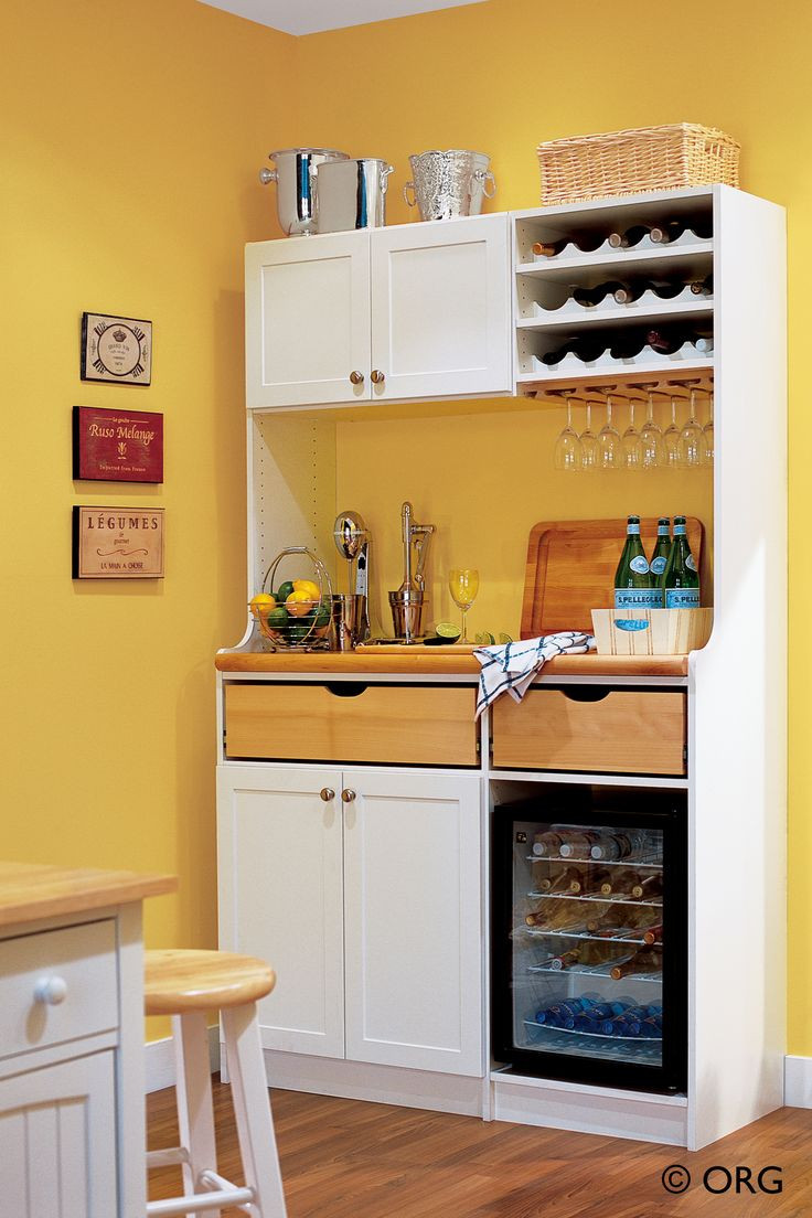 Best ideas about Kitchen Storage Ideas For Small Kitchens . Save or Pin storage solutions for tiny kitchens Now.