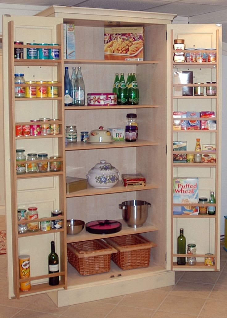 Best ideas about Kitchen Storage Ideas For Small Kitchens . Save or Pin 13 Kitchen Storage Ideas for Small Spaces Now.