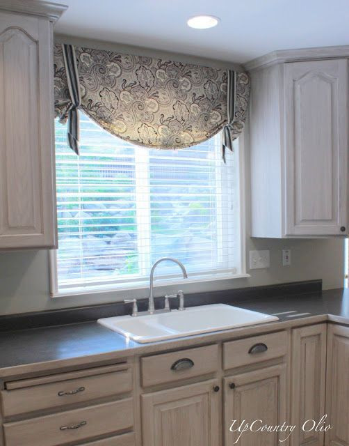 Best ideas about Kitchen Window Treatments DIY . Save or Pin 105 best Small Kitchen Windows images on Pinterest Now.