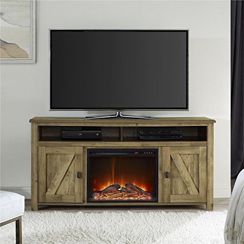 Best ideas about Kmart Fireplace Tv Stand . Save or Pin Ameriwood Home Farmington Electric Fireplace TV Console Now.