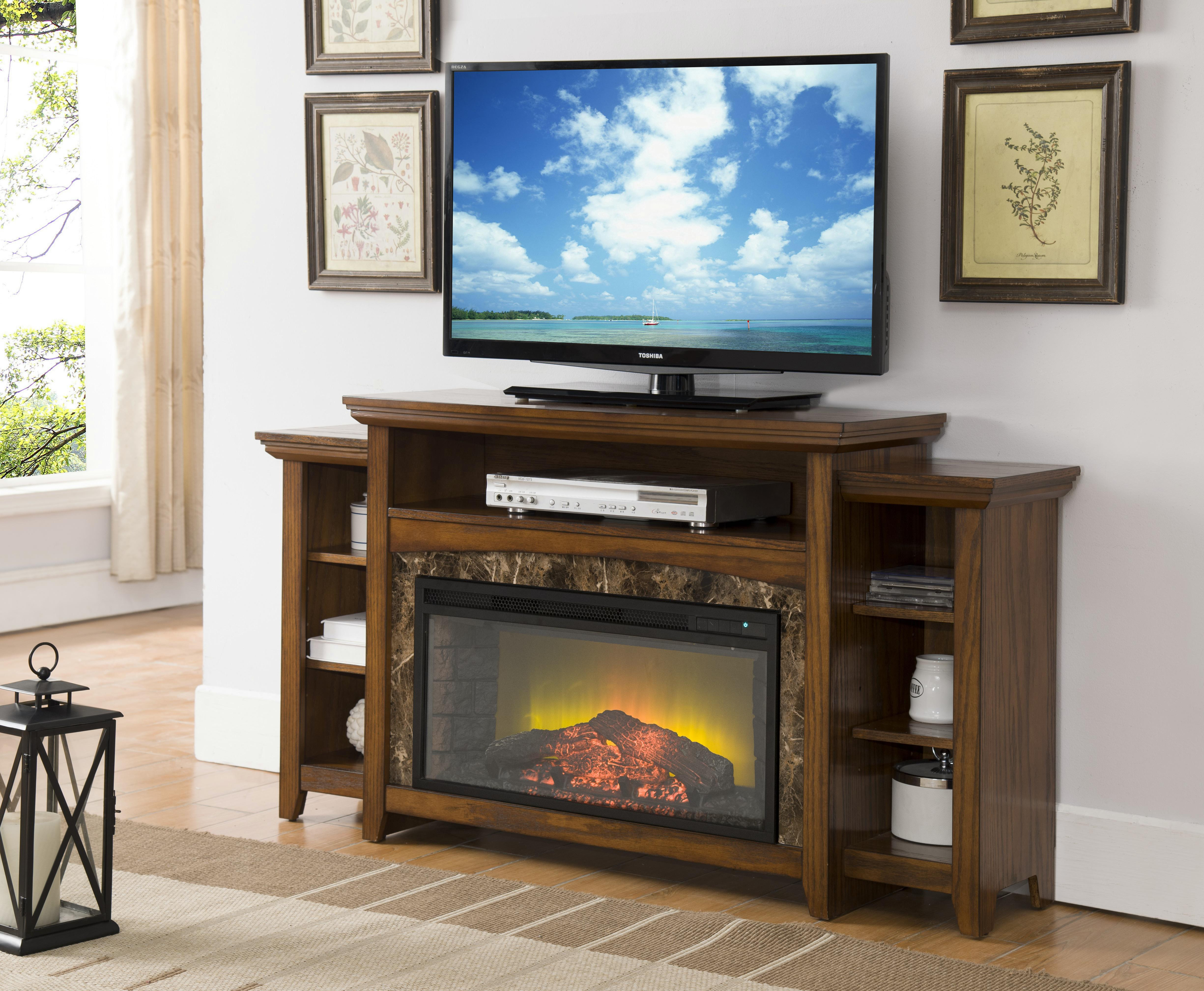 Best ideas about Kmart Fireplace Tv Stand . Save or Pin Electric Fireplace Decor Now.