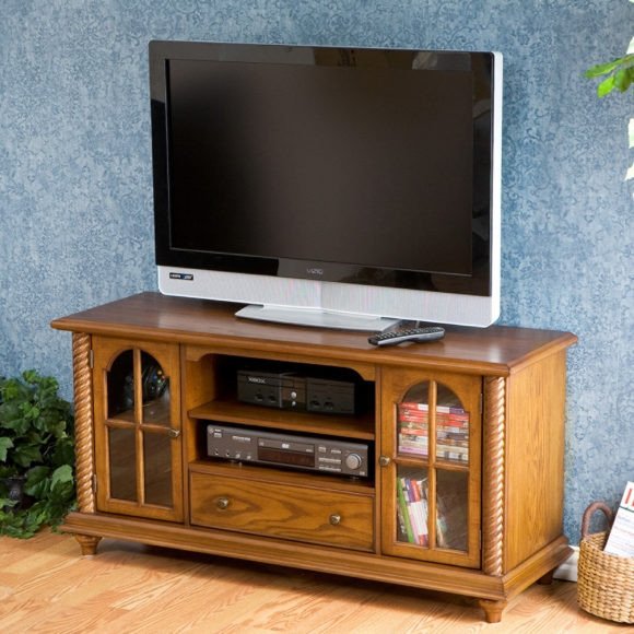 Best ideas about Kmart Fireplace Tv Stand . Save or Pin 50 Collection of Cherry Wood TV Stands Now.
