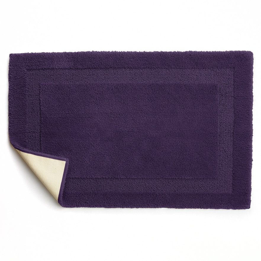 Best ideas about Kohls Bathroom Rugs . Save or Pin Bath Purple Rug Now.