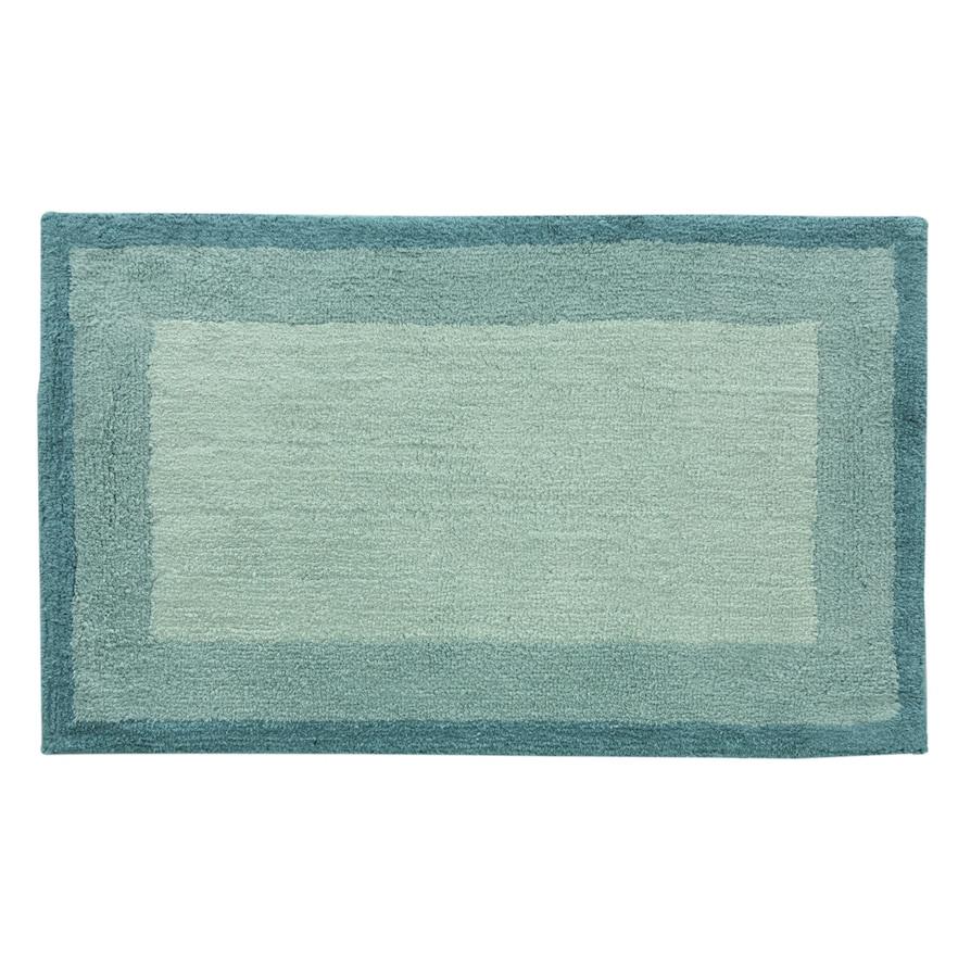 Best ideas about Kohls Bathroom Rugs . Save or Pin Blue Bathroom Rug Now.