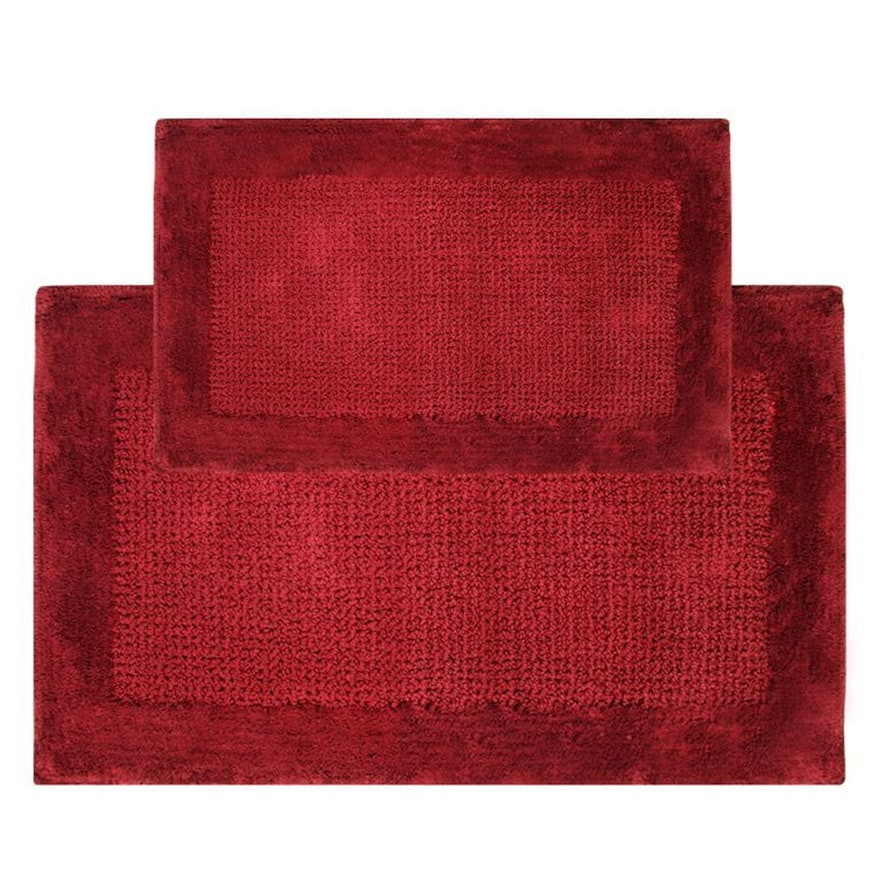 Best ideas about Kohls Bathroom Rugs . Save or Pin Red Bathroom Rug Set Now.