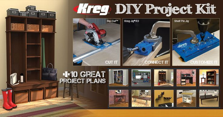 Best ideas about Kreg DIY Project Kit . Save or Pin Kreg DIY Project Kit The Tools and Step By Step Plans You Now.