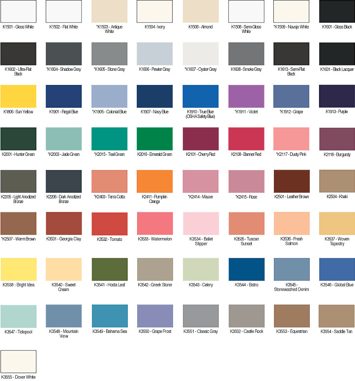 Best ideas about Kwall Paint Colors . Save or Pin Kwal Color Paint chart Home Design Pinterest Now.
