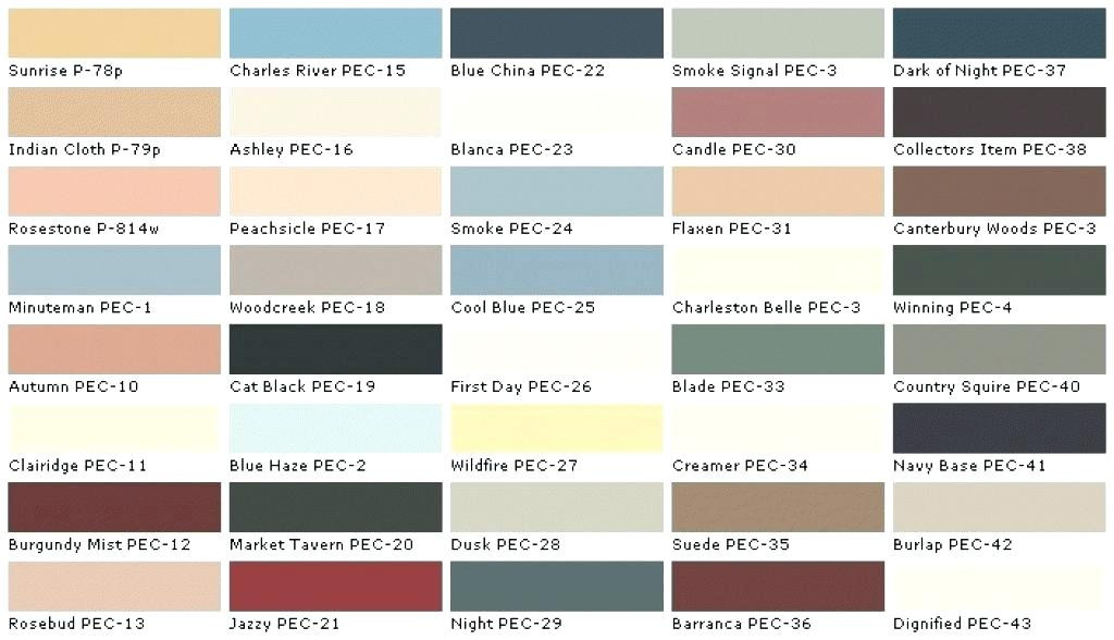 Best ideas about Kwall Paint Colors . Save or Pin kwal paint color chart kwal paint color chart neiltortorella Now.