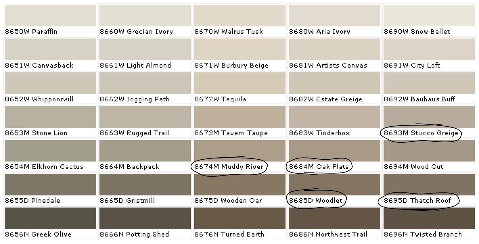Best ideas about Kwall Paint Colors . Save or Pin Room Recipes A Creative Stylish Guide to Interior Design Now.