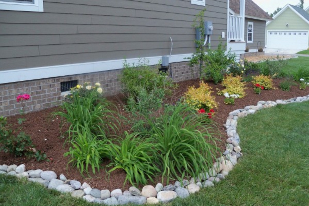 Best ideas about Landscape Border Ideas . Save or Pin landscape borders and edging ideas Inexpensive Landscape Now.