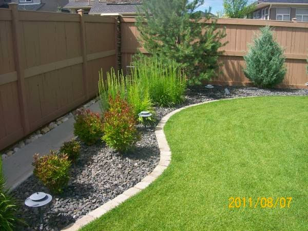 Best ideas about Landscape Border Ideas . Save or Pin Wish I can Live There Garden Edging Ideas Tips And Now.