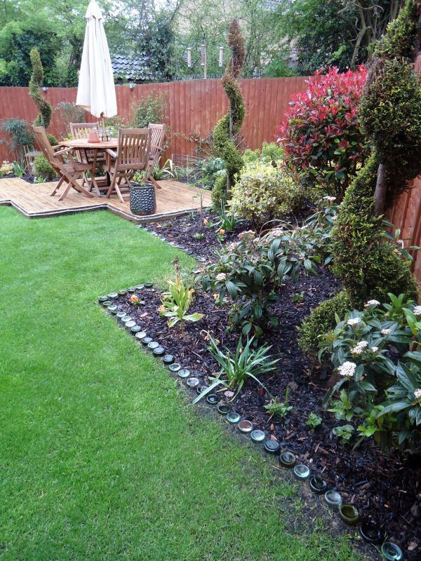 Best ideas about Landscape Border Ideas . Save or Pin 17 Simple and Cheap Garden Edging Ideas For Your Garden Now.