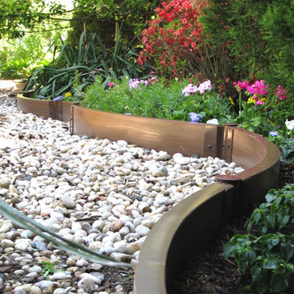 Best ideas about Landscape Border Ideas . Save or Pin 37 Creative Lawn and Garden Edging Ideas with Now.