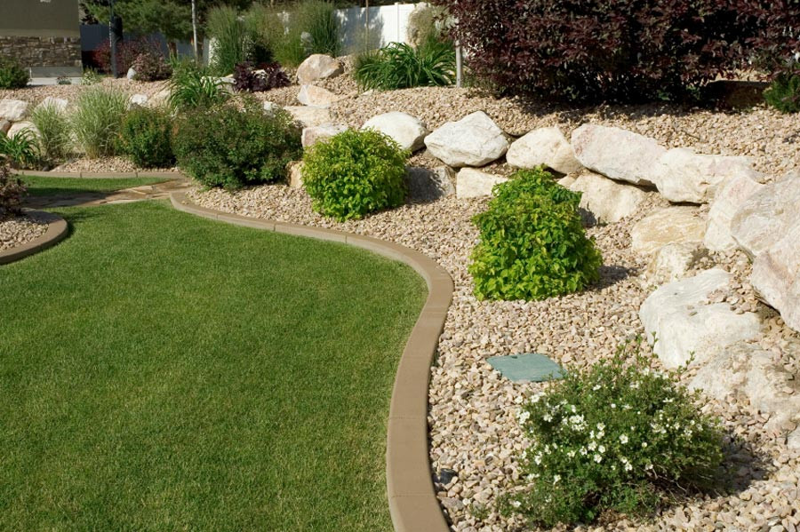 Best ideas about Landscape Border Ideas . Save or Pin Garden Edging Now.