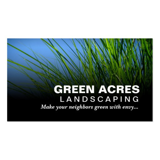 Best ideas about Landscape Business Cards . Save or Pin Landscaping Business Card Now.