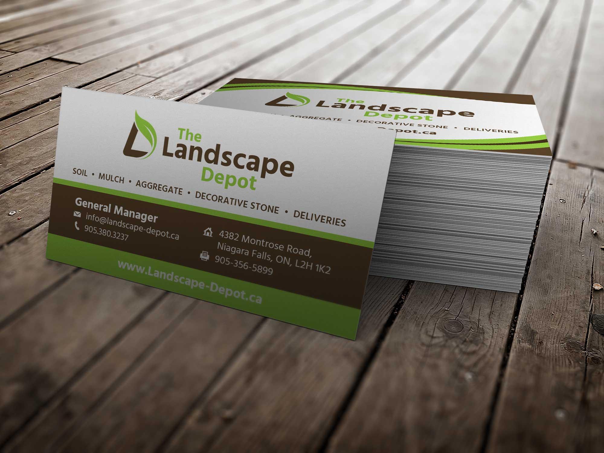 Best ideas about Landscape Business Cards . Save or Pin 19 Excellent Landscaping Business Cards s Now.