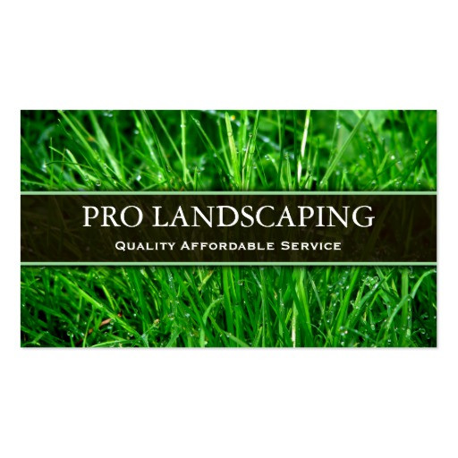 Best ideas about Landscape Business Cards . Save or Pin Gardener Landscaping Business Card Now.
