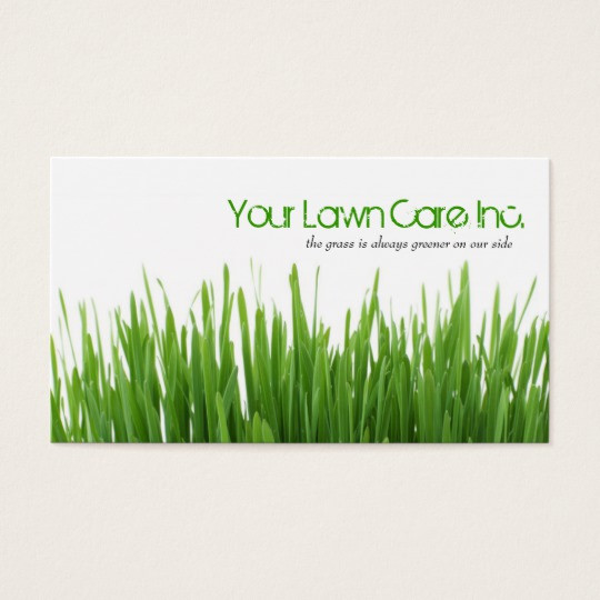 Best ideas about Landscape Business Cards . Save or Pin Lawn Care Landscaping Business Card Now.