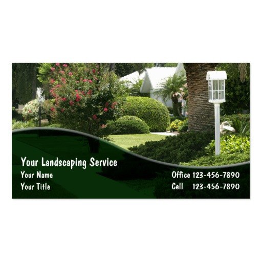 Best ideas about Landscape Business Cards . Save or Pin Landscaping Business Cards Now.