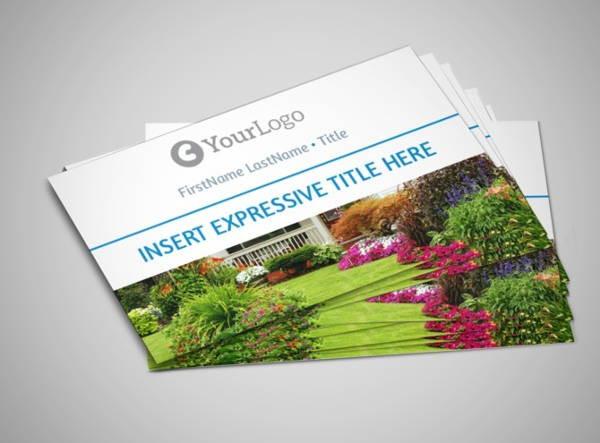 Best ideas about Landscape Business Cards . Save or Pin 10 Best Landscaping Business Card Templates Pages AI Now.