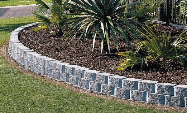 Best ideas about Landscape Edging Stones . Save or Pin Gorgeous landscape designs and modern garden edging ideas Now.