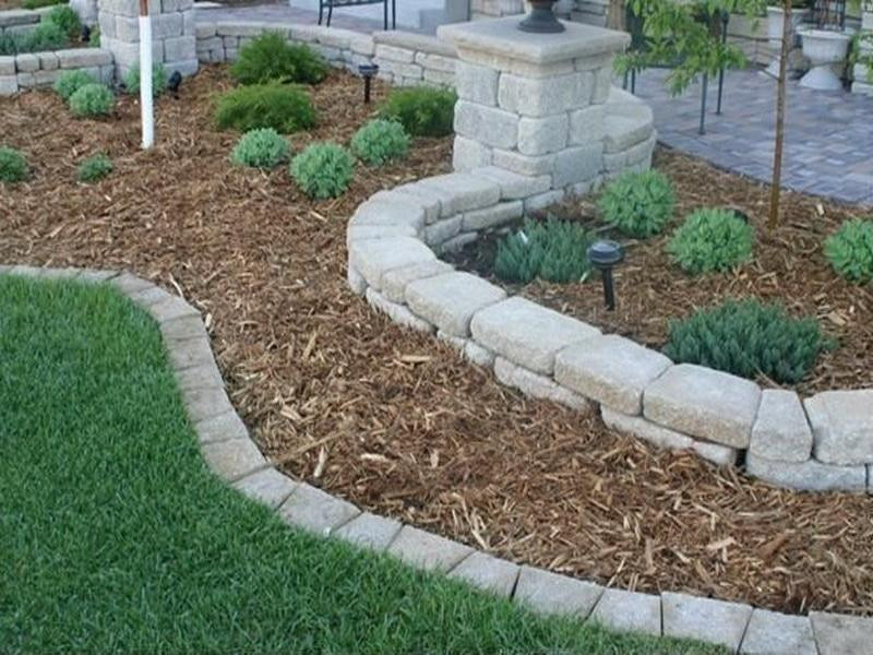 Best ideas about Landscape Edging Stones . Save or Pin The Benefits of Having Landscaping Edging Stones Now.